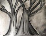 Charcoal drawing of my favorite subj