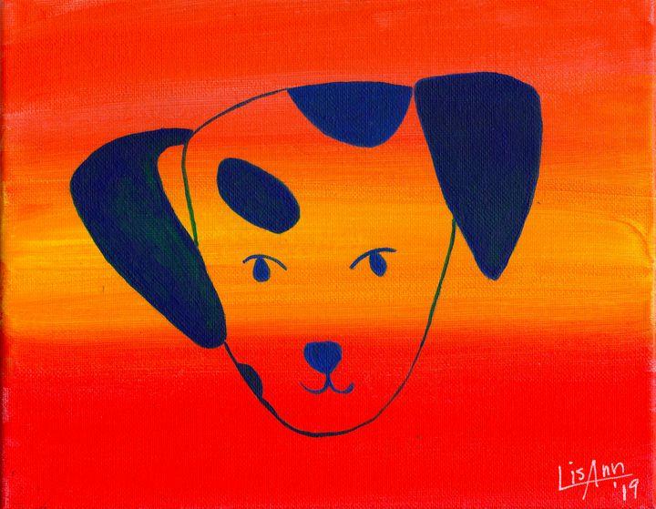 Compliment the Dog: Dalmatian - Lisa Ann Gaydos