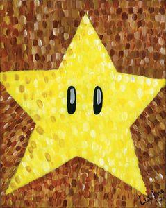 Super Mario Star