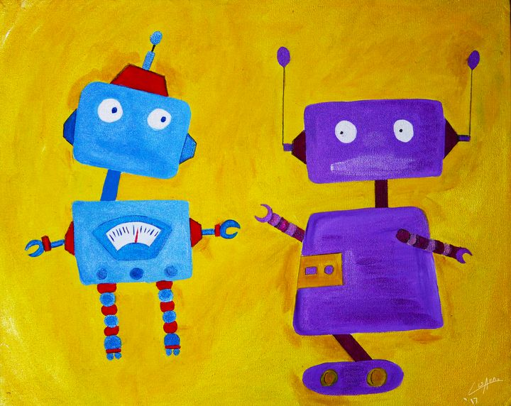 Bot Tots - Lisa Ann Gaydos