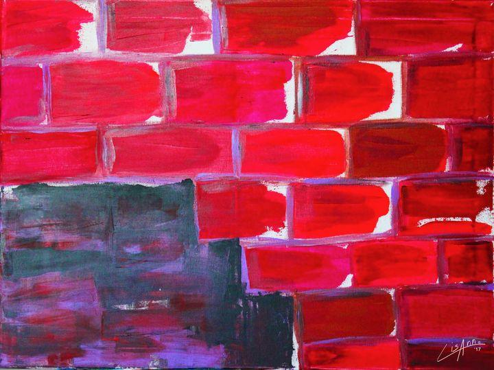 Brick Wall - Lisa Ann Gaydos