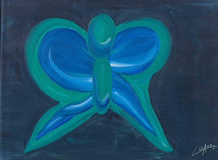 Butterfly - Lisa Ann Gaydos