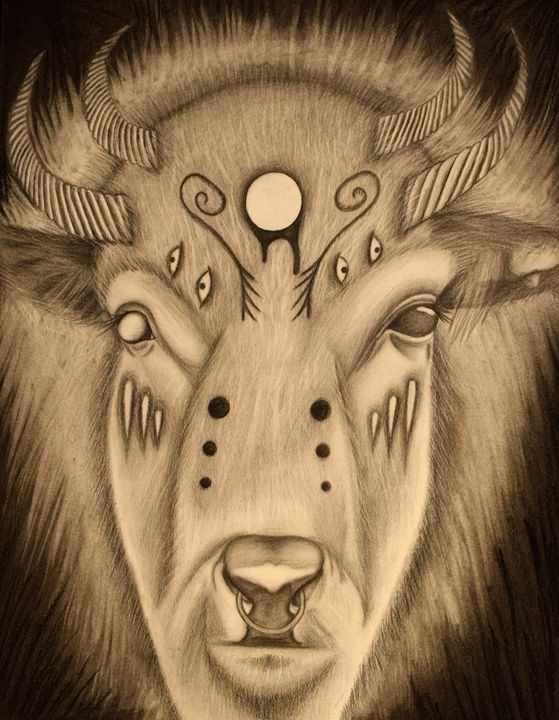 Buffalo King - The Blushing Banshee