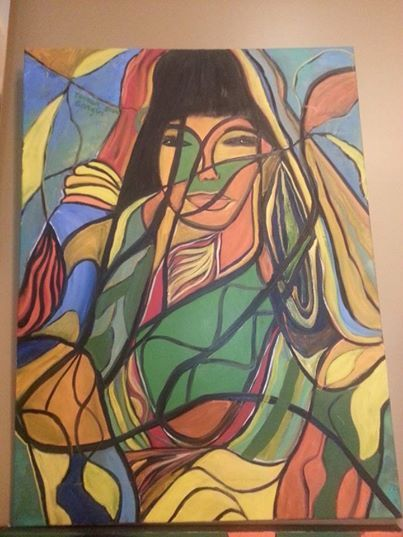 Jungle Girl - Tamar Gargir's Art