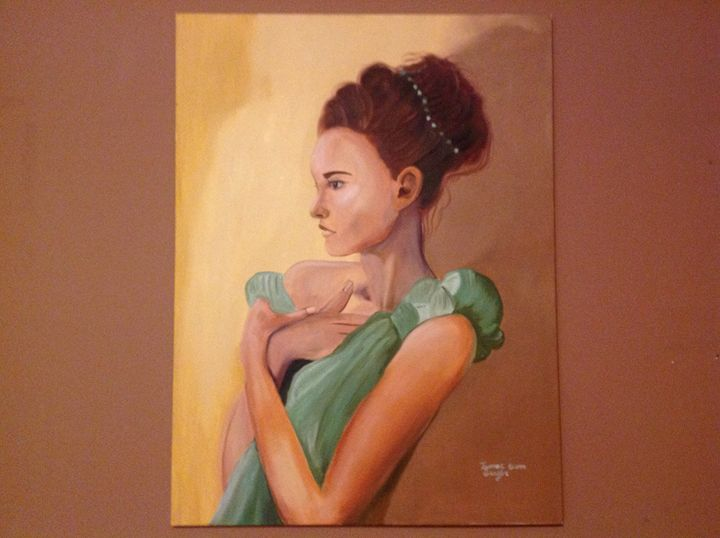 Erin of Dublin - Tamar Gargir's Art