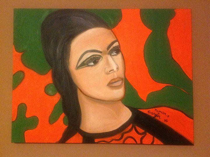 Cleopatra - Tamar Gargir's Art