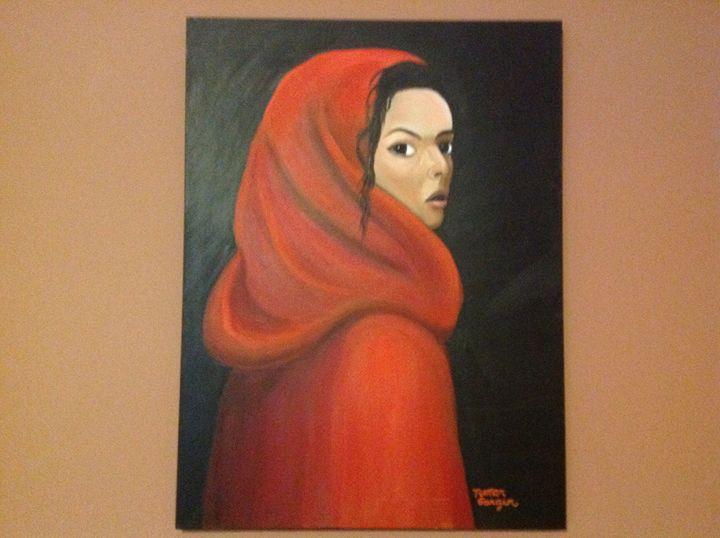 Fear - Tamar Gargir's Art