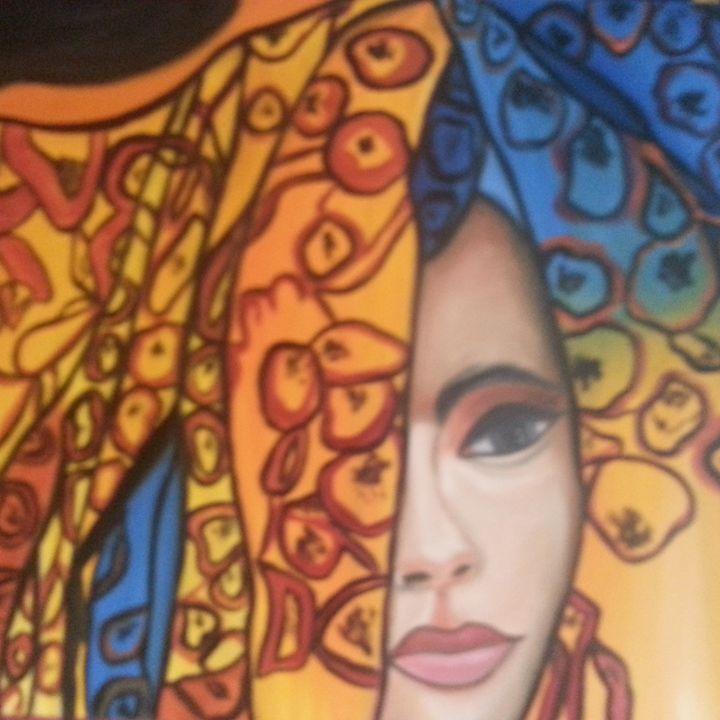 Carolyn - Tamar Gargir's Art