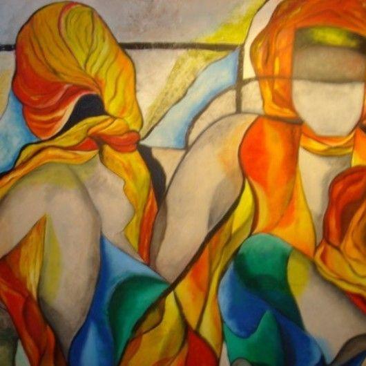 Swirl Women - Tamar Gargir's Art