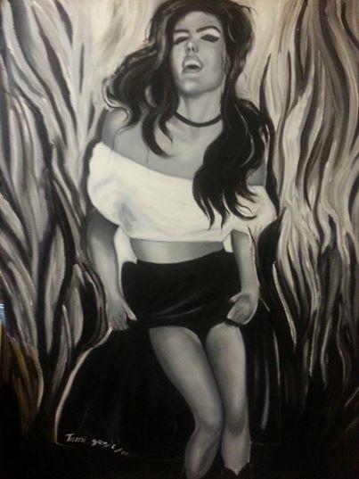 Dance All Night - Tamar Gargir's Art