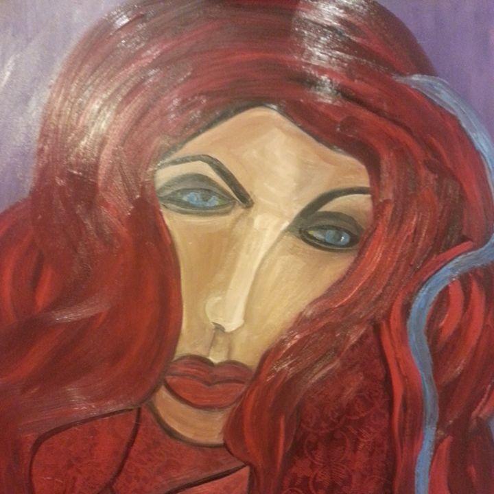 Goddess of Love - Tamar Gargir's Art