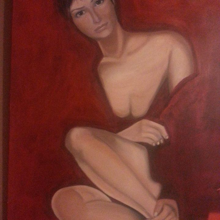 First Love - Tamar Gargir's Art