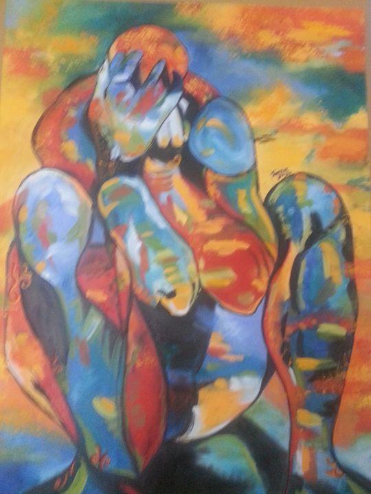 Man in Love - Tamar Gargir's Art