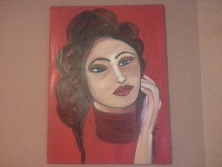 lil' red - Tamar Gargir's Art