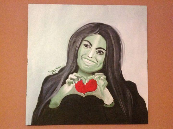 Heart Baby Mama - Tamar Gargir's Art