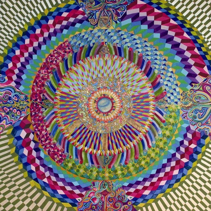 reflection of an illusion - Akasha