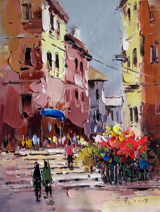 Street #003 - Richard Zheng