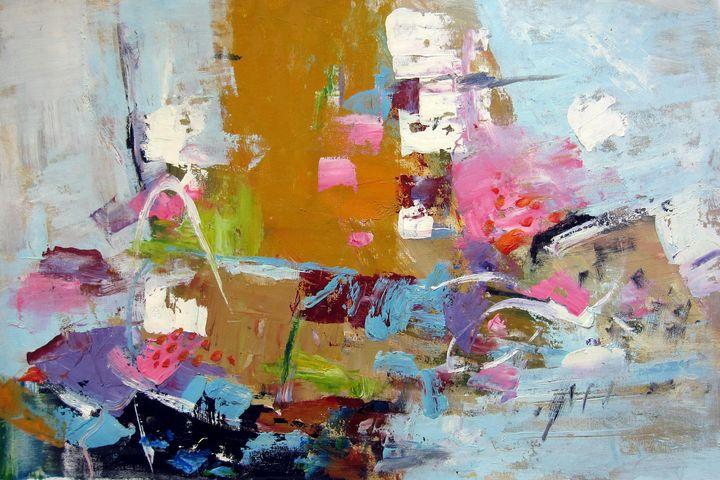 Abstract color #001 - Richard Zheng