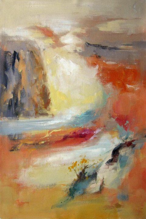 Abstract Flow #004 - Richard Zheng