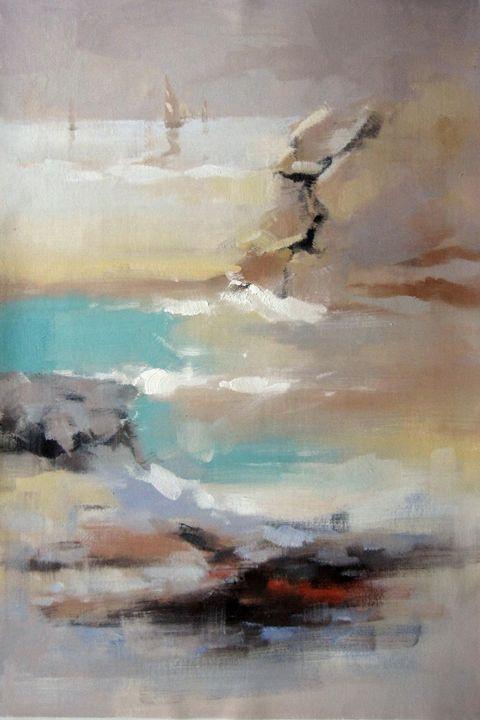 Abstract Flow #003 - Richard Zheng