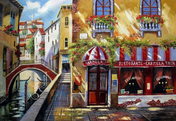 Caffee shop #002 - Richard Zheng