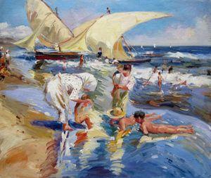 Play on the beach #084 - Richard Zheng