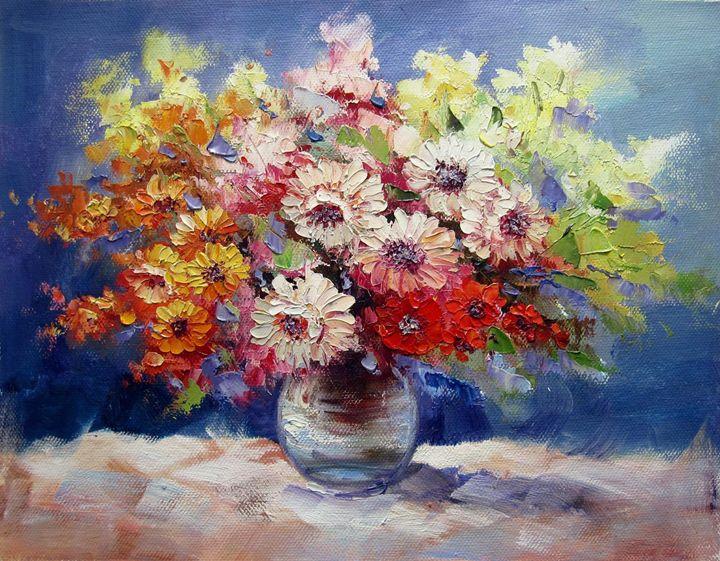 Vase flower #315 - Richard Zheng