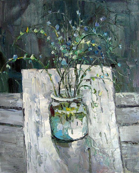 Vase flower #318 - Richard Zheng