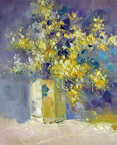 Vase flower #319
