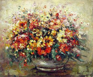 Vase flower #321