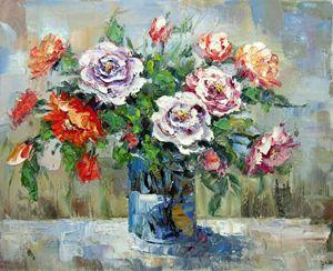 Vase flower #322