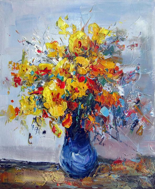 Vase flower #326 - Richard Zheng