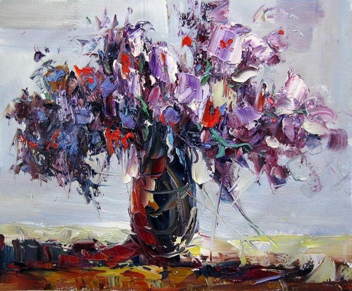 Vase flower #328 - Richard Zheng