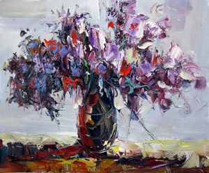 Vase flower #328