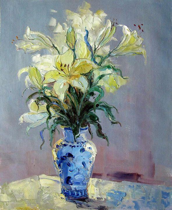 Vase flower #325 - Richard Zheng