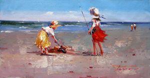 Play on the beach #320