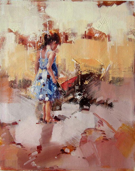 Play on the beach #028 - Richard Zheng