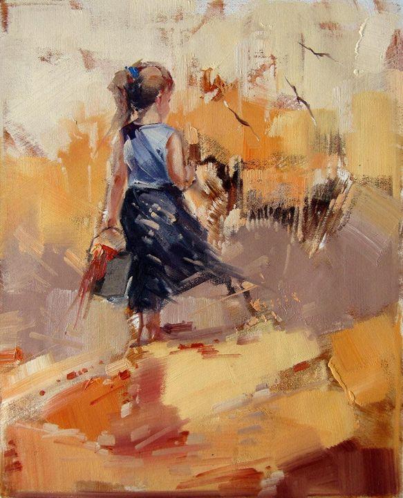 Play on the beach #038 - Richard Zheng