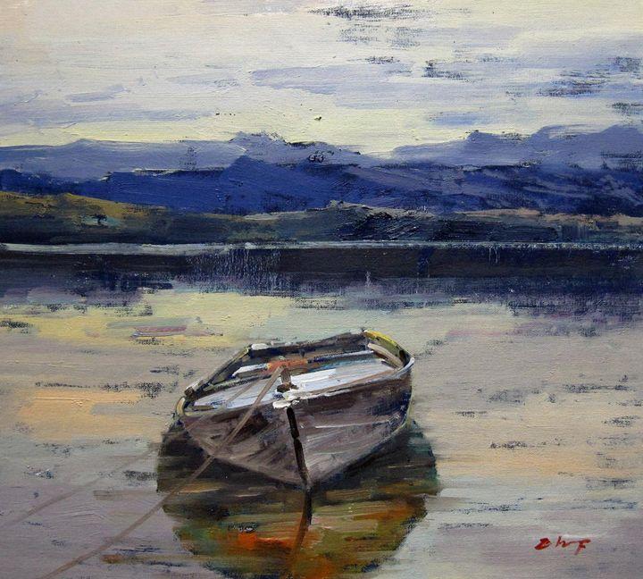 Boat #110 - Richard Zheng