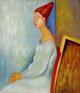 repro. Amedeo Modigliani #004