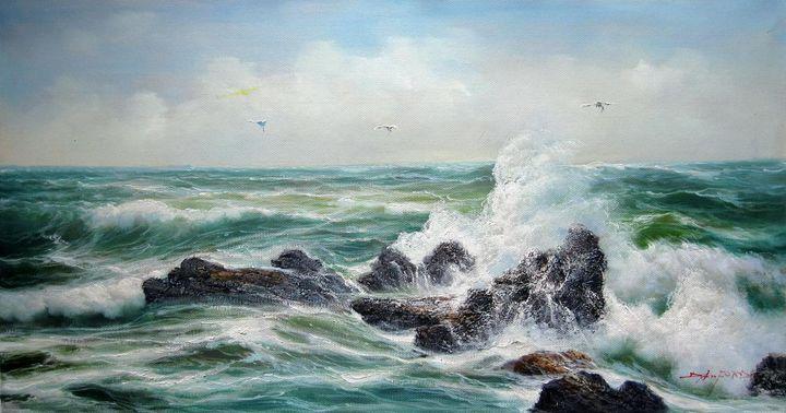 Seawave #501 - Richard Zheng