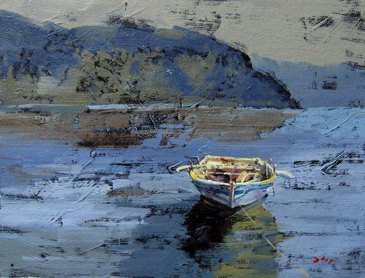Boat #005 - Richard Zheng