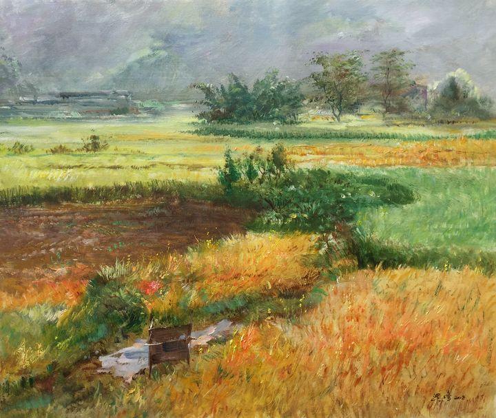 Autumn country - Richard Zheng