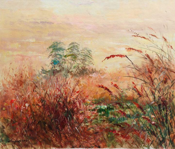 Autumn glass - Richard Zheng