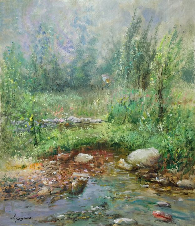 By the water #2 - Richard Zheng