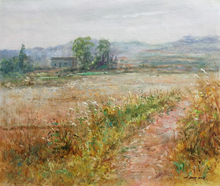 Country Field - Richard Zheng