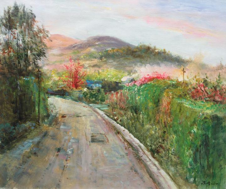 Country road - Richard Zheng