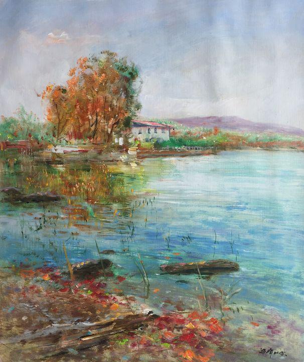 Lake view #2 - Richard Zheng