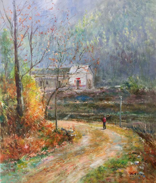 Road to home #3 - Richard Zheng