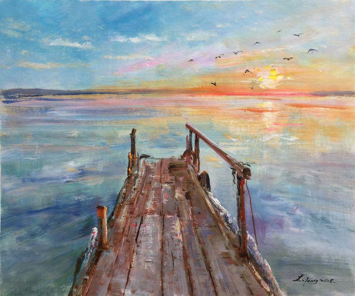 Sunrise - Richard Zheng